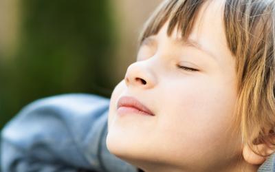 Práctica de Mindfulness para niños